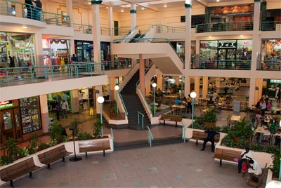 Atrium at Sovereign Centre