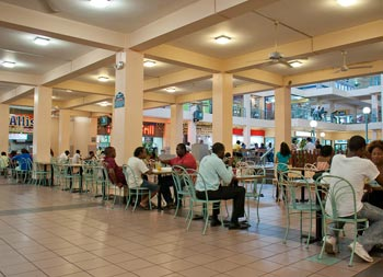Food Court at Sovereign Centre